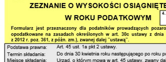 formularz pit-36l