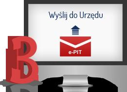 wyślij e-deklarację do urzędu