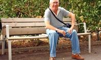 mężczyzna na emeryturze