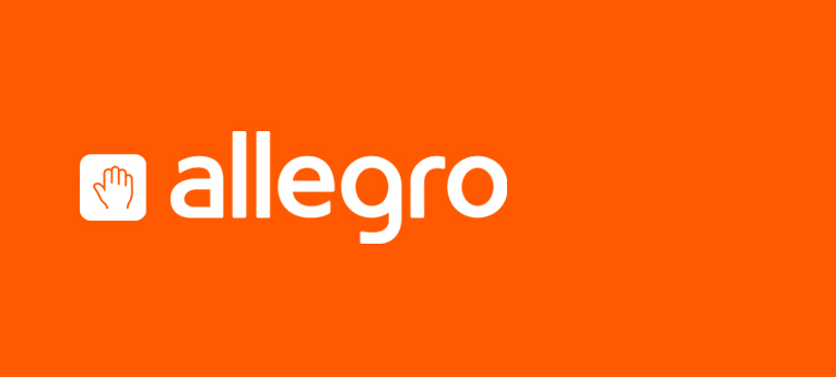 Znalezione obrazy dla zapytania: logo allegro